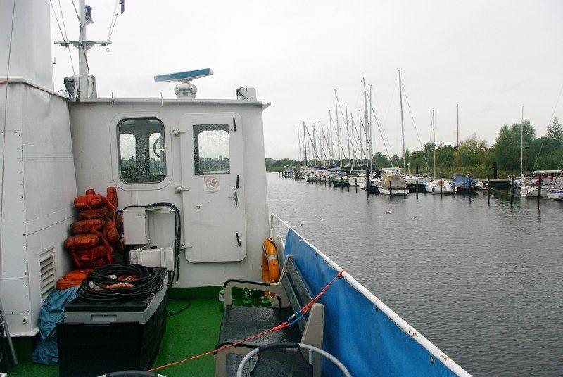 Mažuosiuose laiveliuose – dvigubai daugiau pažeidimų