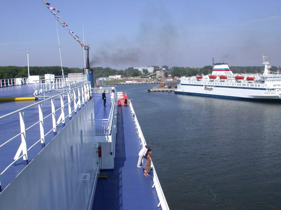 Klaipėdos uostas bendradarbiaus su Hiustono uostu