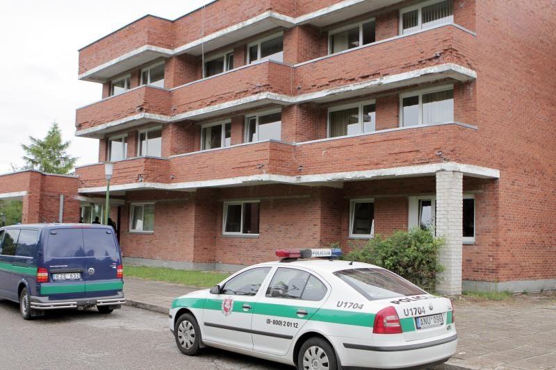 Palangos policija į naujas patalpas persikels vėliau nei planuota
