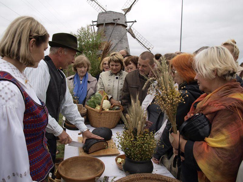 Žolinės šventėje Šiauliuose - smagios pramogos