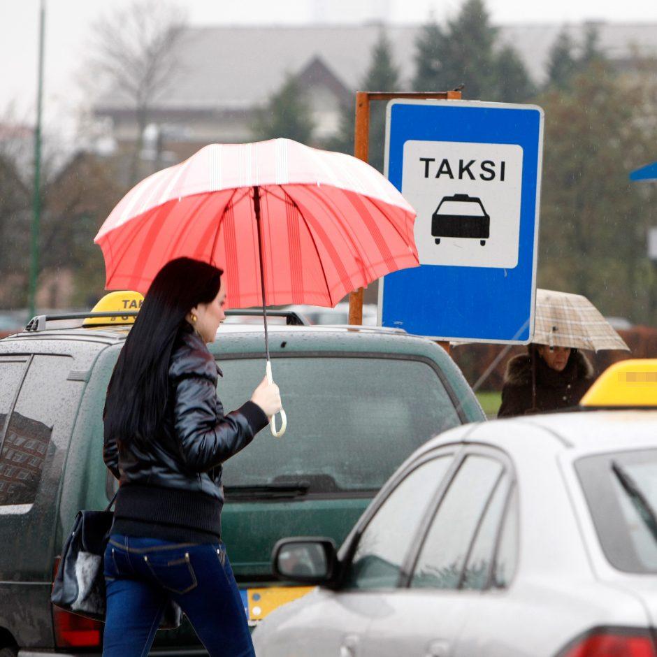 Klaipėdos priemiestis neprisišaukia taksi