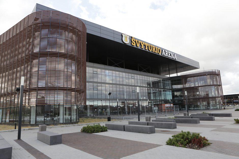 Naujas sezonas Klaipėdos arenoje - dosnus įspūdingų renginių