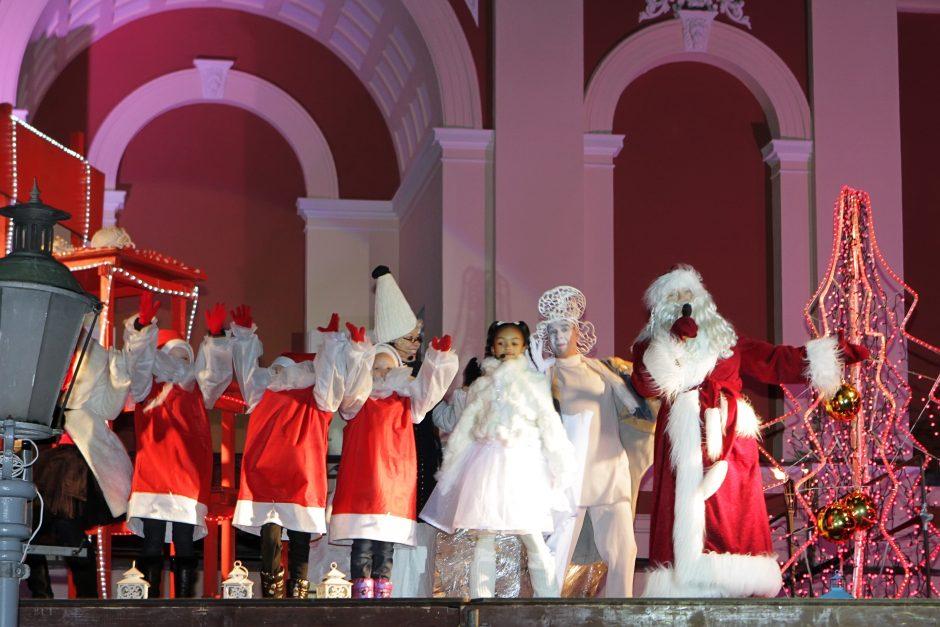 Konkurse rengti Klaipėdoje didžiąsias metų šventes – viena paraiška