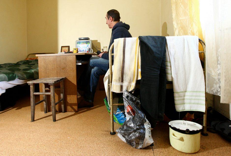 Vieta uostamiesčio nakvynės namuose kainuos tik turtuoliams