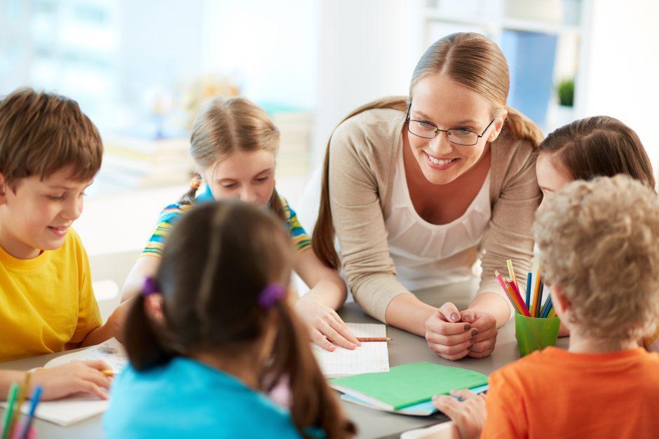 Klaipėdoje - nauja mokymosi sistema (unikaliose klasėse – dėmesys asmenybei)