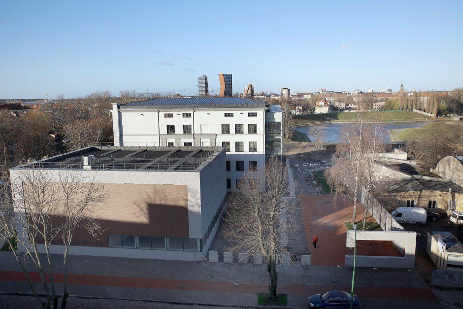 Kultūros fabrikui – ir pagyros, ir kritika