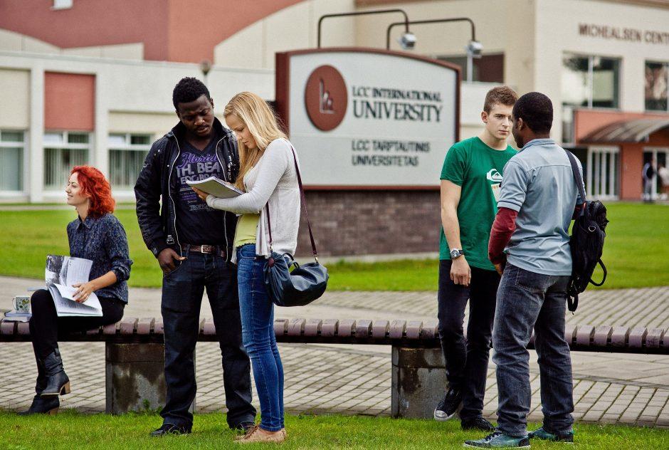 LCC tarptautiniame universitete – visa savaitė verslumui skirtų renginių