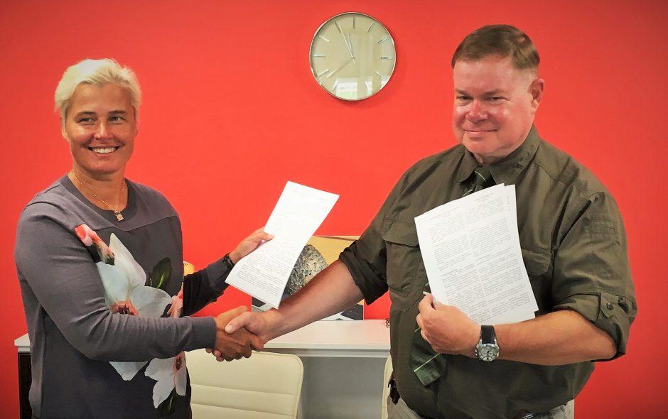 Klaipėdos ir Talino atliekų tvarkytojai dirbs kartu