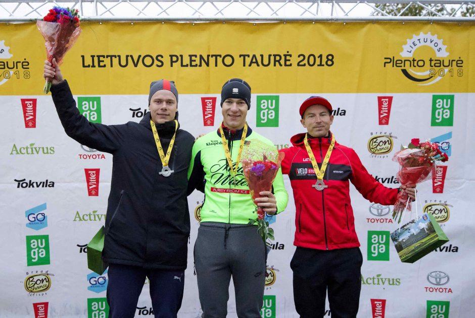 Klaipėdiečiai pergalingai baigė dviračių plento sezoną
