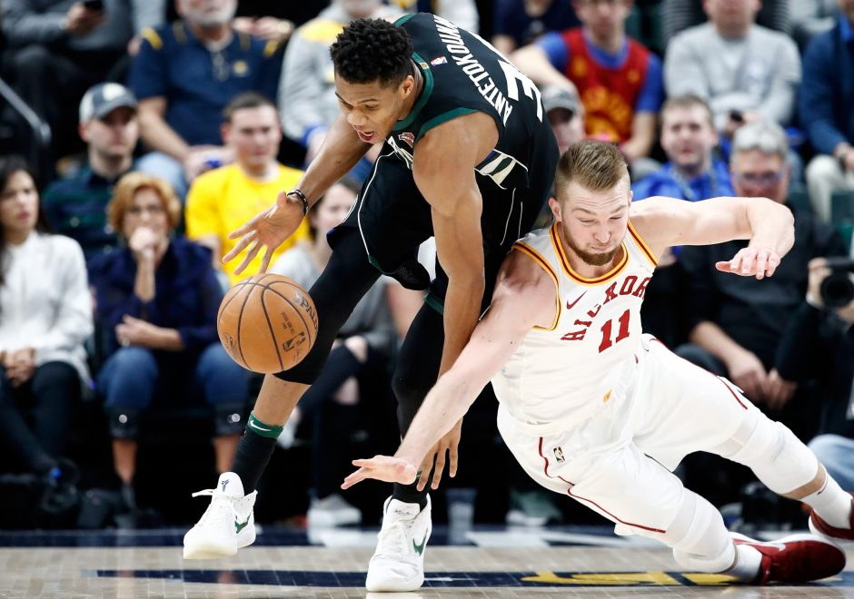 NBA: solidūs J. Valančiūno ir D. Sabonio pasirodymai