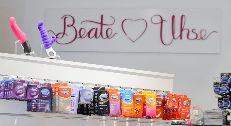 Vokietijoje bankrutuoja legendinis sekso prekių parduotuvių tinklas