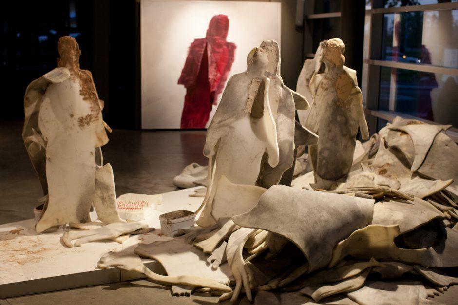 Parodų rūmuose atidaroma kūrėjos iš Latvijos paroda