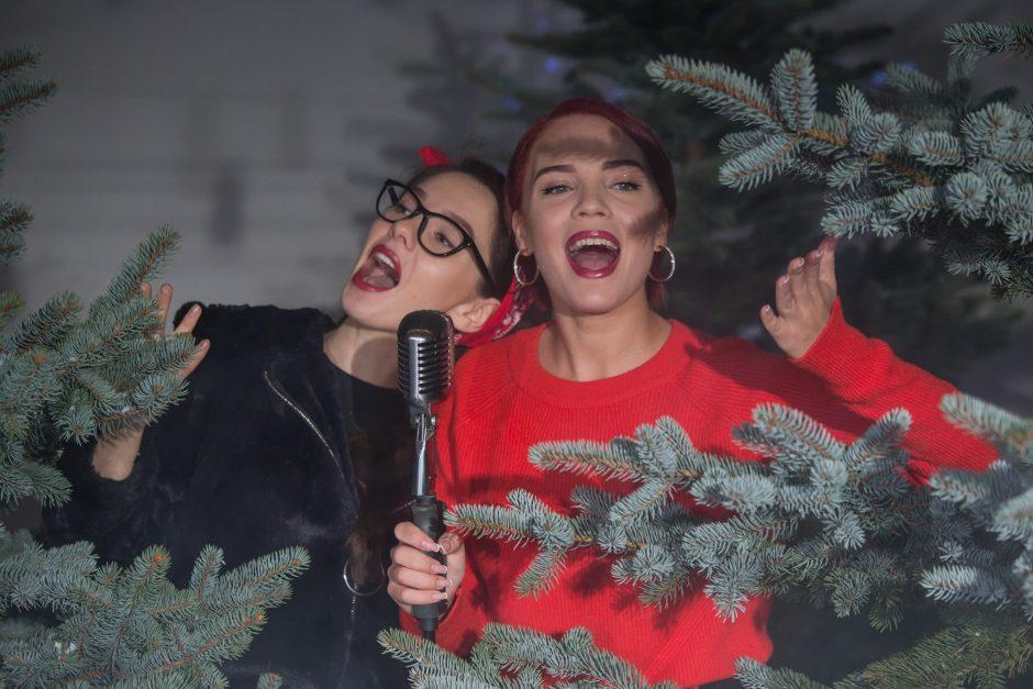 Dovana klaipėdiečiams – kalėdinis himnas