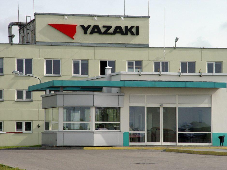 """Uostamiestyje plečiasi """"Yazaki"""": ieško 400 naujų darbuotojų"""