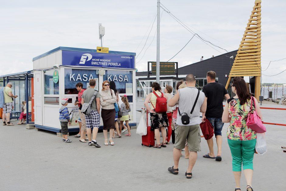 Smiltynėje prasideda Vasaros paplūdimio festivalis