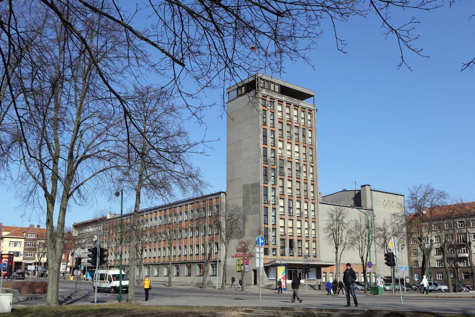 Muzikinio teatro rekonstrukcijos konkursas lieka sustabdytas