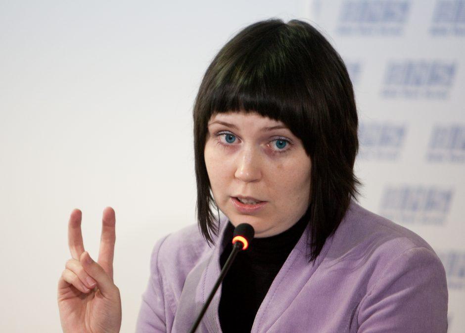Seimo narės D. Šakalienės komandiruotė į tvartą