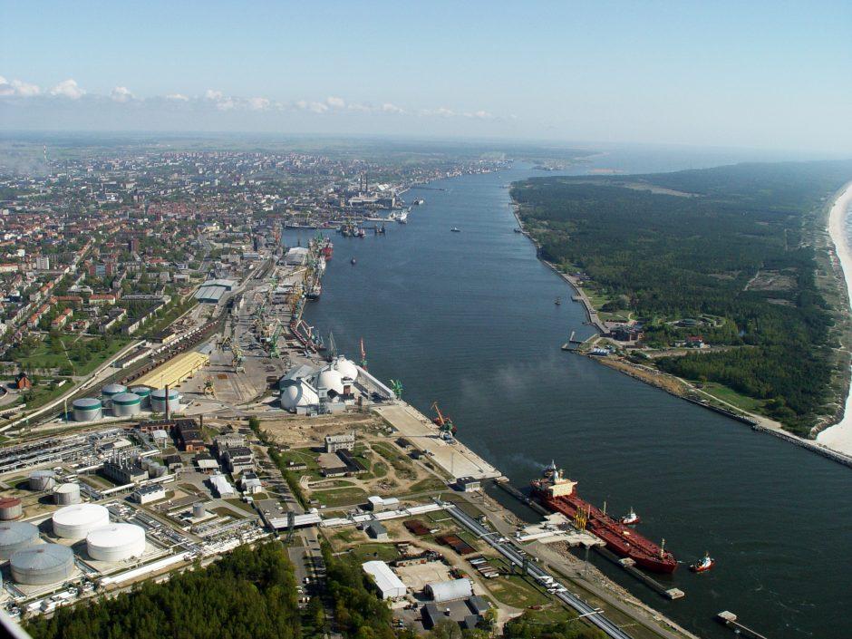 Klaipėdos konteinerių terminalas dirbs su