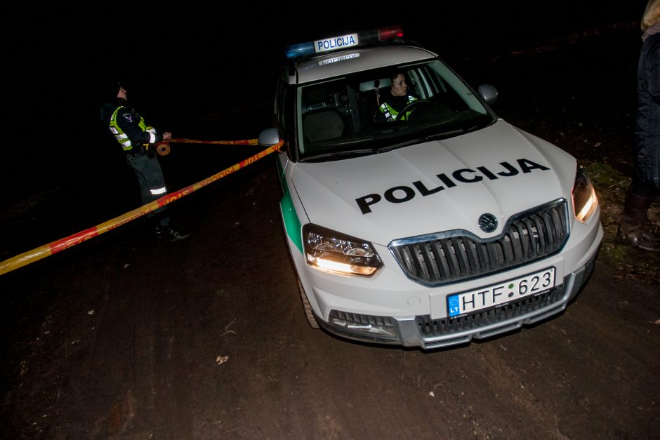 Žiaurus nužudymas Palangoje: sulaikyti trys įtariamieji