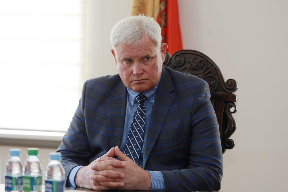 V. Grubliauskas: keičiasi savivaldybės įstaigų ir įmonių vadovai
