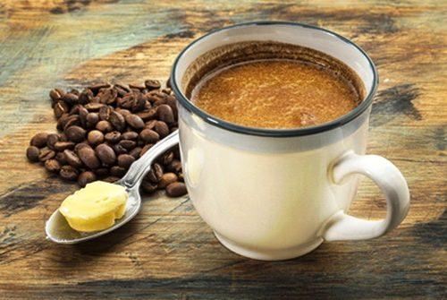 Kava su sviestu