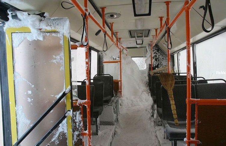 Autobusas – ne liftas