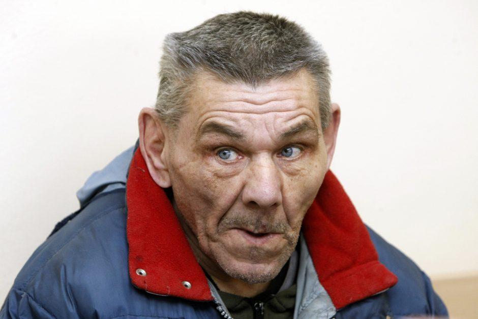 Senolę bandęs žaginti ir nužudęs recidyvistas grįžta į kalėjimą