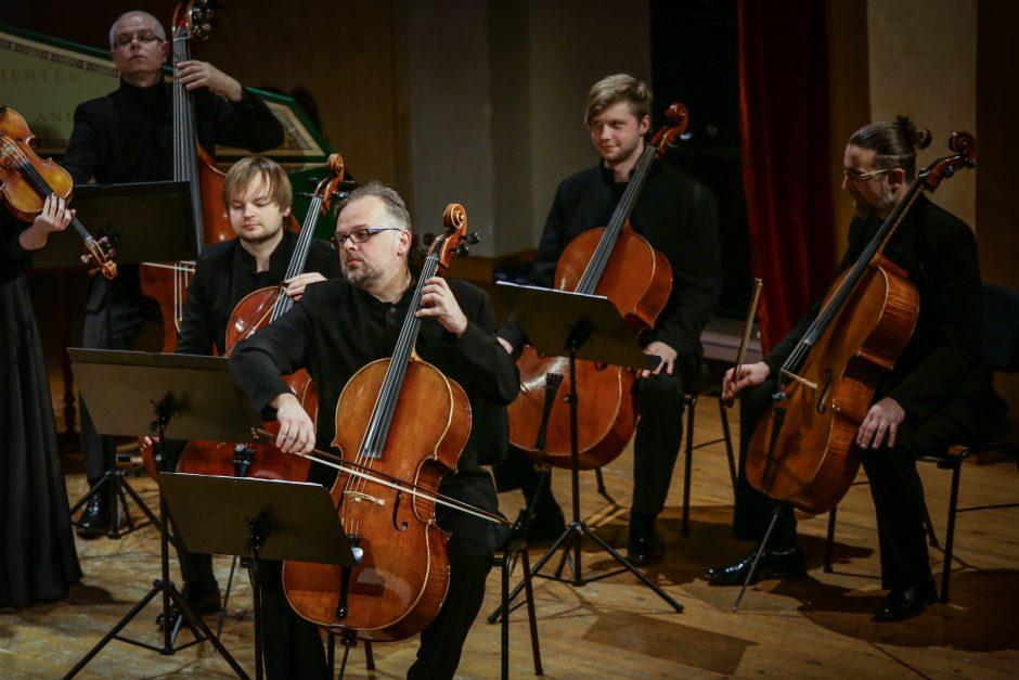 Klaipėdos kamerinis orkestras trečia kartą gastroliuos Šveicarijoje
