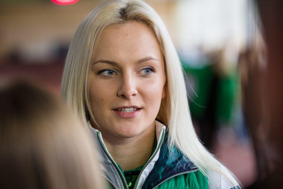 Kovą pasaulio šiuolaikinės penkiakovės taurės finale pradėjo trys lietuviai