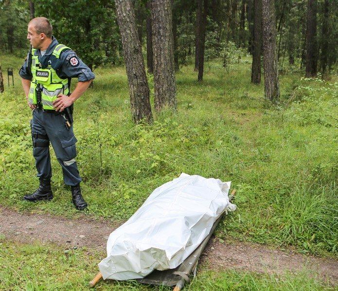 Nelaimė Klaipėdos rajone – vagonėlyje aptiktas moters lavonas