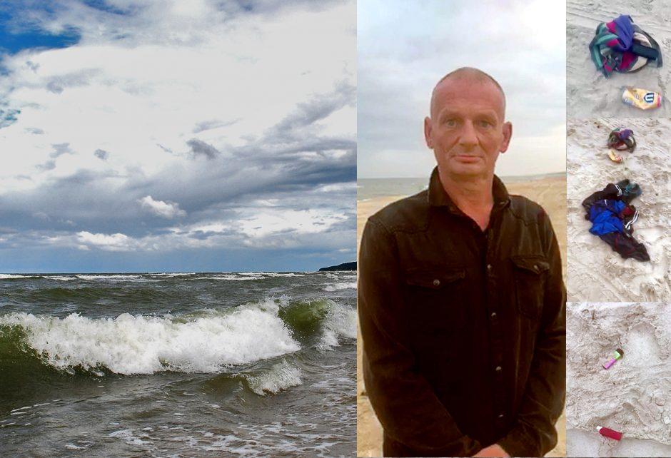 Naktį Palangos paplūdimyje gėrusi kompanija sukrėsta: nuskendo kartu lėbavęs draugas