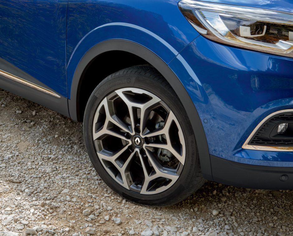 """Naujasis """"Renault Kadjar"""": dar efektyvesnė išvaizda ir daugiau komforto"""