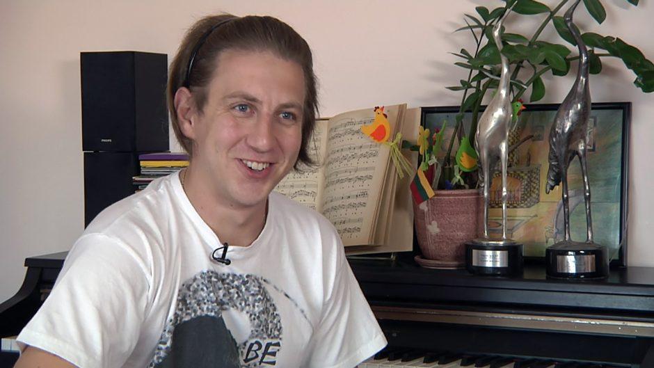 Aktorius M. Repšysprabiloapie jį kankinusią depresiją ir ilgą gydymą