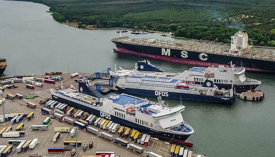 Racionalus planavimas Klaipėdos uoste leido sutaupyti dešimtis milijonų eurų
