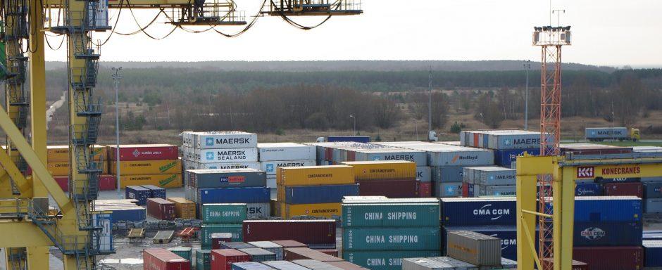 Vilniaus teismas paskelbė pertrauką ginče tarp E. Gentvilo ir jūrų uosto