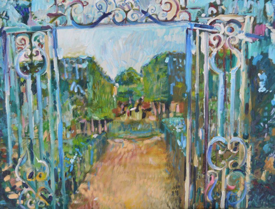 Rūtų galerijoje – B. Kuic tapybos vernisažas