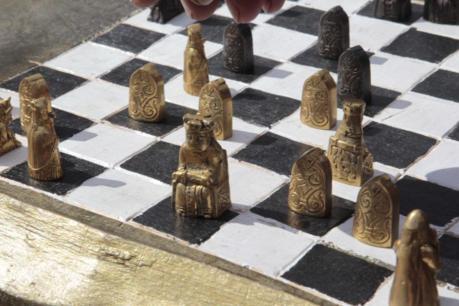 Trakuose vėl karaliauja viduramžiai