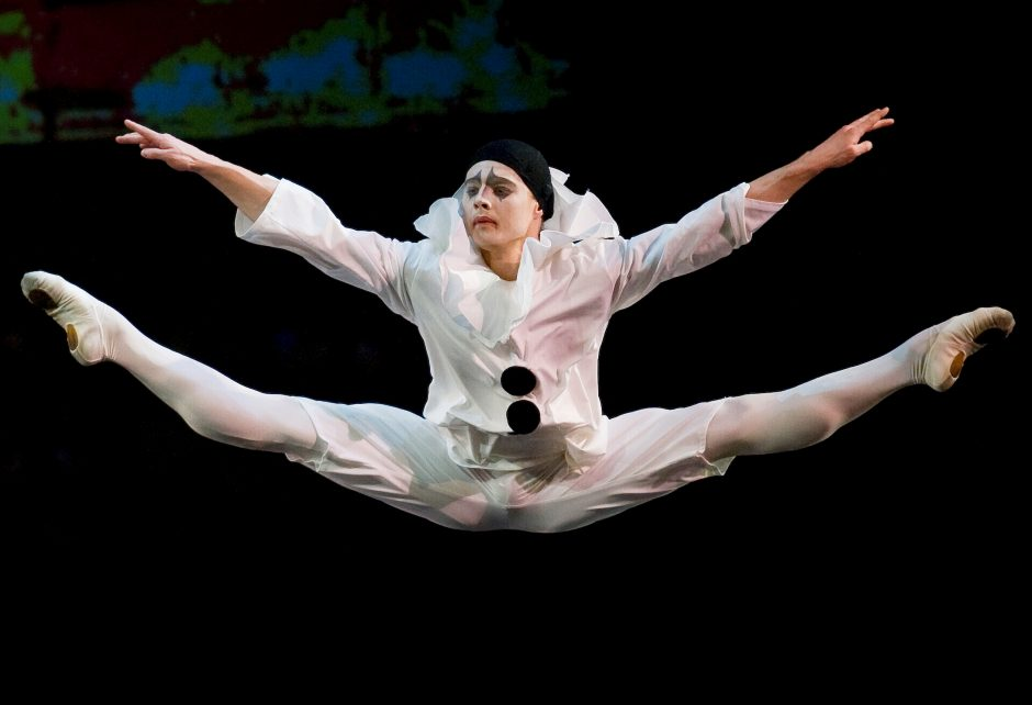 Lapkritį Vilniuje – pasaulinio garso baleto žvaigždžių antplūdis