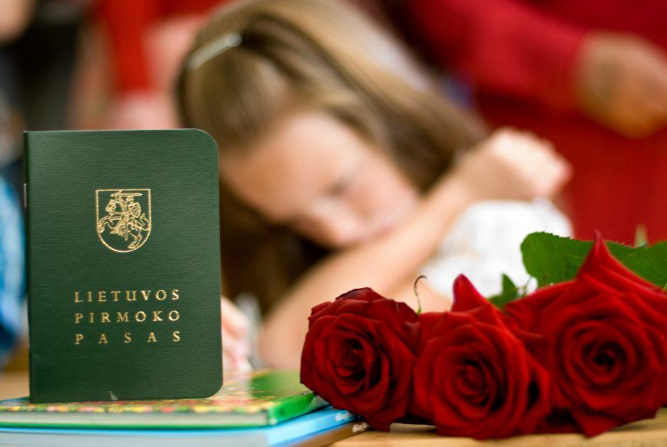 Pirmoko pasus gaus ir Lietuvos, ir lietuviškų mokyklų užsienyje vaikai