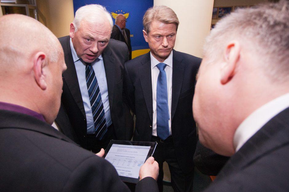 Pareigūnų profsąjunga Vidaus reikalų ministrą skundžia VTEK