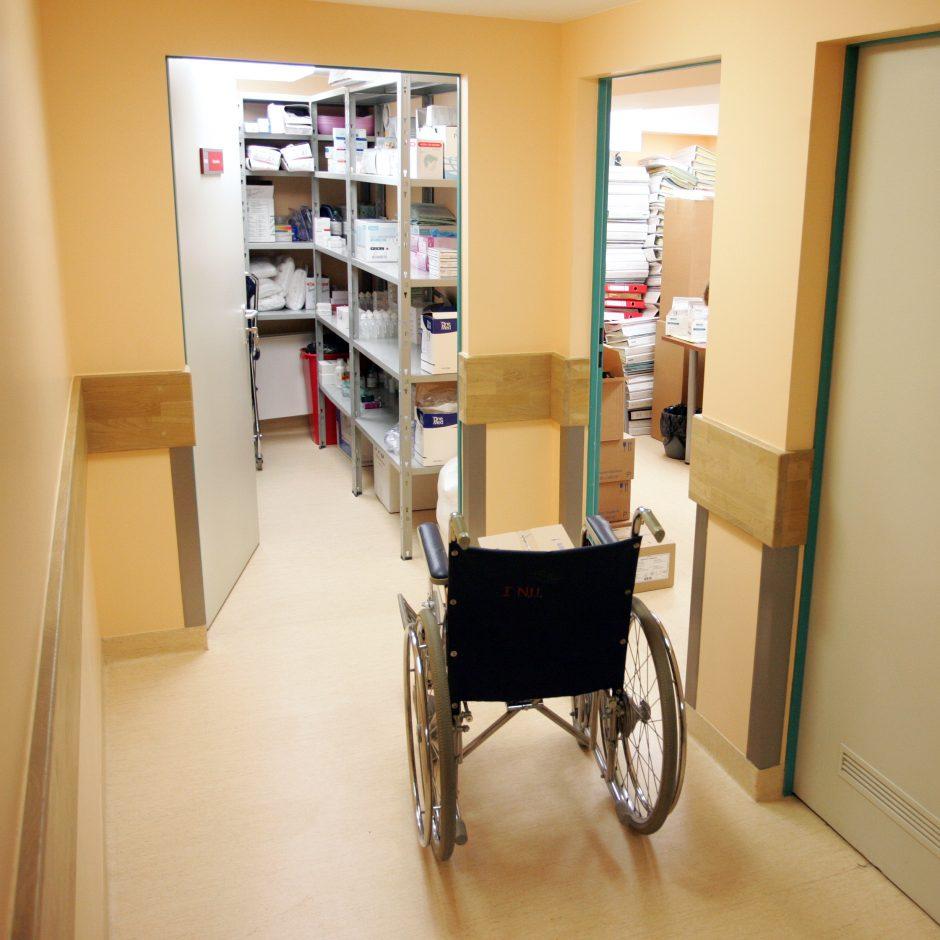 Išsėtinė sklerozė – ateitis neįgaliojo vežimėlyje?