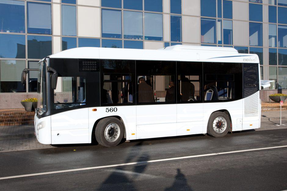 Vilniaus viešasis transportas: nemandagiam  vairuotojui skirta  piniginė nuobauda