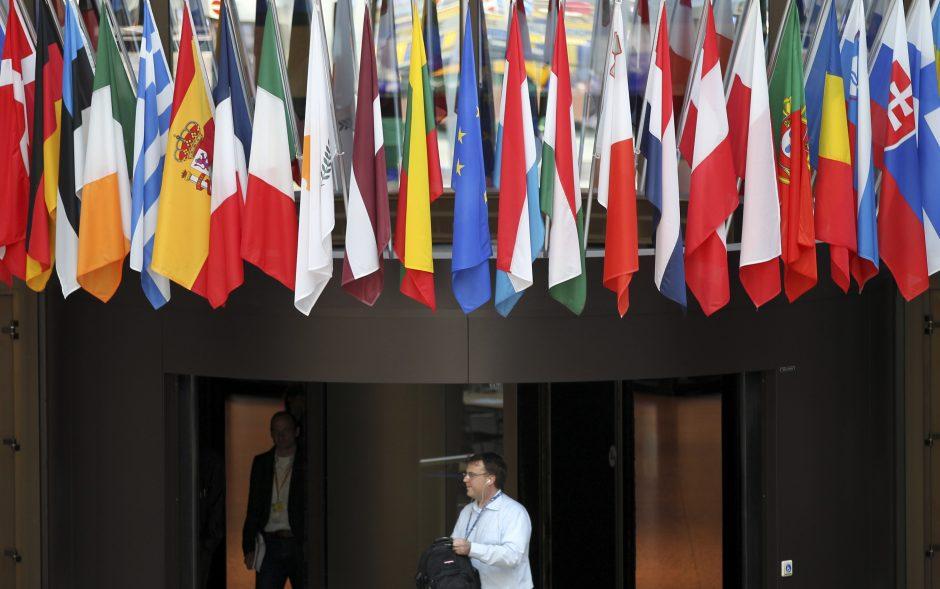 Ministrų prisistatymas Briuselyje: kalbų labirinte jauku ne visiems