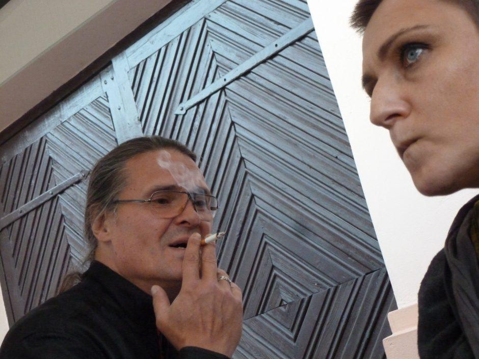 N. Malūnavičiūtė ir O. Ditkovskis kviečia tapti nepakartojamų akimirkų liudininkais