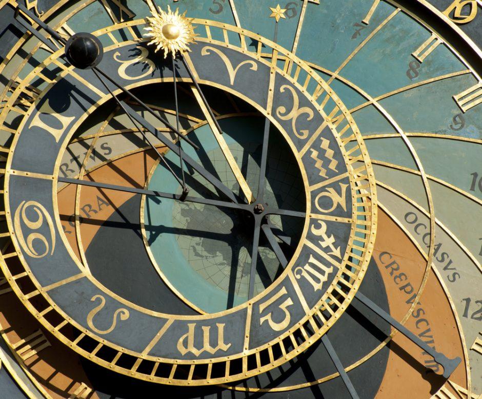 Astrologinė prognozė rugsėjo 10–16 dienoms