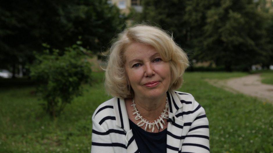 Lietuvos teatro sąjunga kviečia į susitikimą su legendine aktore V. Mainelyte