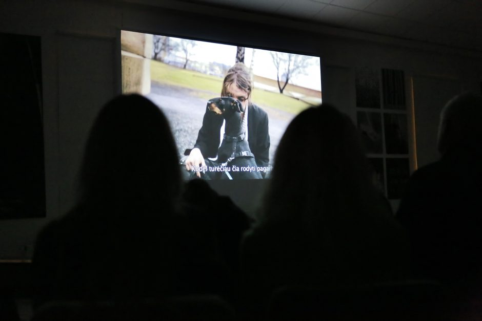 """Šokiruojanti klaipėdiečio istorija dokumentiniame filme """"Julija"""""""