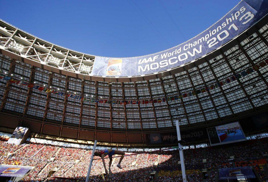 Rusijoje vykusį lengvosios atletikos čempionatą aptemdė homofobijos skandalas