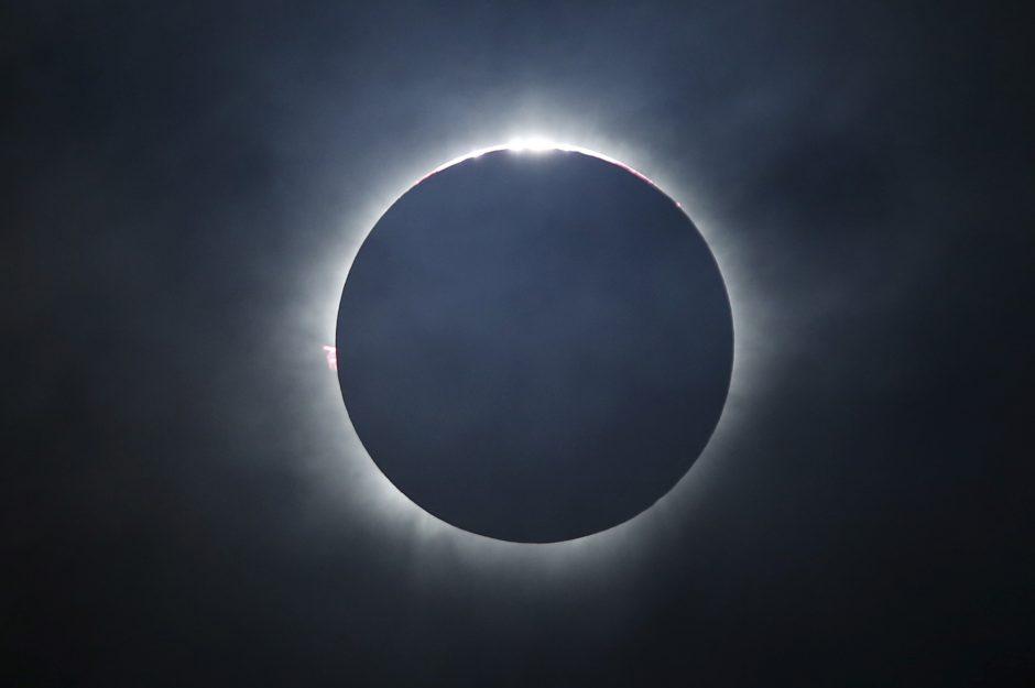 Artėja Saulės užtemimas: astrologė pataria būti dvasingesniems
