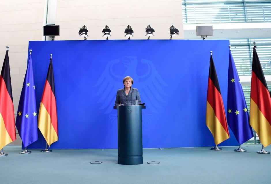 Vokietijos kariai gali pasitraukti iš dar vienos bazės Turkijoje